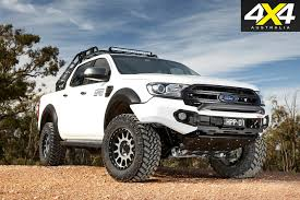 ford ranger 4x4 harrop engineering modifies ford ranger 4x4 australia