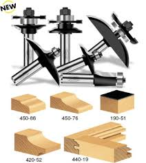 router bits for cabinet door making 6 piece cabinet door making set trs 140 by timberline