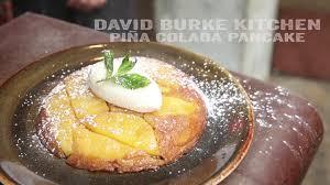 David Burke Kitchen Nyc by David Burke Kitchen Pancakes Youtube