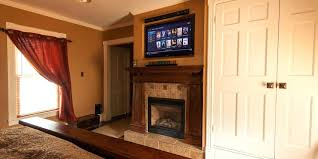 installing flat screen tv over fireplace mounting flat screen tv on fireplace wall