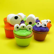mini monster cupcakes the decorated cookie