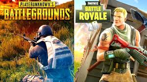 pubg vs fortnite pubg vs fortnite battle royale which is the best game youtube