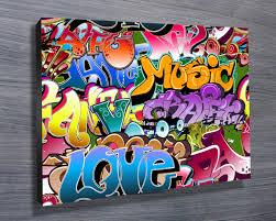 graffiti boys bedroom wall art ideas design wow worthy designs personalized graffiti