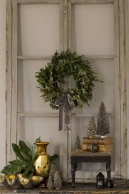Elegant Christmas Window Decorations by Vintage Christmas Decorations Southern Living