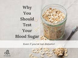 glucose cuisine why you should test your blood sugar even if you re not diabetic