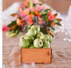 Apple Centerpiece Ideas by Not As Favours But As Centerpieces Assorted Fruit Baskets Instead