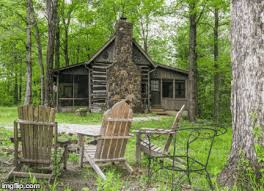 brown county indiana log cabins and vacation homes with tubs