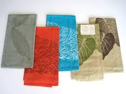 cotton tea towels u2013 palapala designs