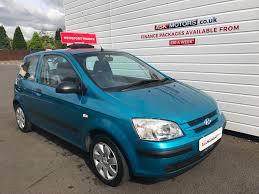 used hyundai getz gsi 1 1 cars for sale motors co uk