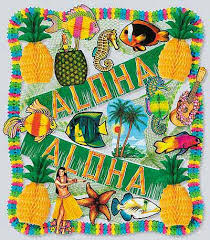 luau decorations luau tropical decorations luau theme decorating kits with