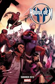house of m marvel returns to house of m in summer 2015