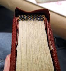book headband a look at the world of islamic bookbinding with yasmeen khan day