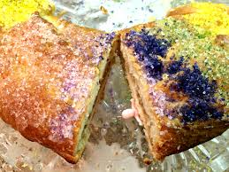mardi gras king cake baby recipe mam papaul s mardi gras king cake hotdish
