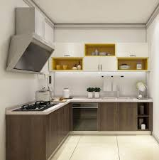 small kitchen cabinets china simple furniture waterproof pvc for l shaped small