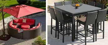 wicker outdoor furniture by north cape malibu pelican patio