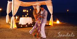 sandals jamaica wedding destination weddings town and country travel estrada
