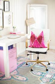 127 best pretty offices images on pinterest bright office desk