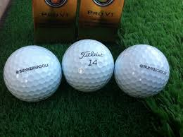 customize your balls your titleist prov1 golf balls bunkers