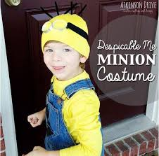 Despicable Minion Costume Diy Minions Costume Ideas Diy Projects Craft Ideas U0026 U0027s