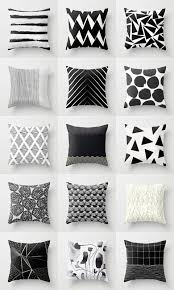 black patterned cushions 131 best color splash images on pinterest accent pillows pillows