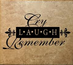 in memorian sympathy and memory wall decals quotes cry laugh remember memorial vinyl wall decal stickers quotes letters