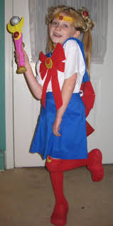 sailor moon costume for kids addled adventures