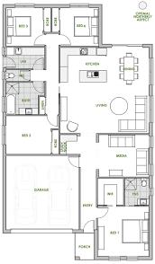 Green Home Designs Floor Plans Australia 1000 Ideas About House Plans Australia On Pinterest 5 Bedroom New