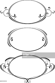 ornamental frames vector getty images