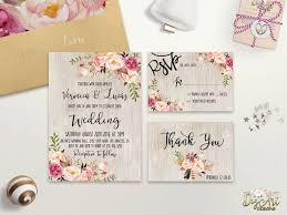 floral wedding invitations 3943 best floral wedding invitations images on floral