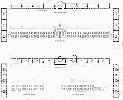 plate 48 geffrye almshouses views plans and elevations sir robert geffrye s almshouses