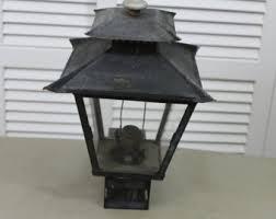 Antique Porch Light Fixtures Antique Porch Light Etsy