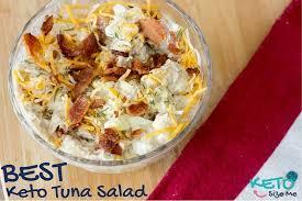 best keto tuna salad lunch recipe u2022 keto size me