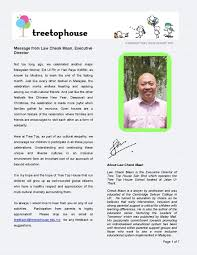 newsletter 8 treetop house