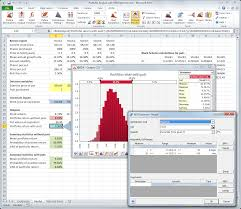riskoptimizer monte carlo simulation with optimization software