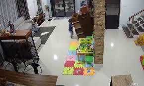 thai home design news thailand news video horrifying moment thai toddler is nearly