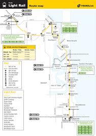 Melbourne Tram Map My Blog In Information U0026 Contents Management