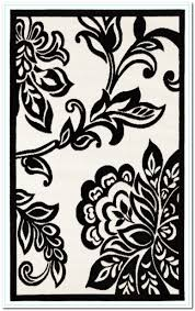 White And Black Area Rug Black And White Checkered Area Rug Best Rug 2017