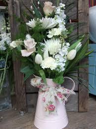 country style scented jug arrangement u2013 stem by stem u2013 florist in
