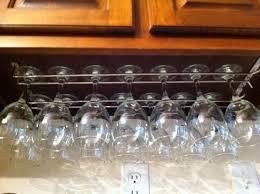 Wine Glass Holder Under Cabinet 28 Best Basement Wine Rack Ideas Images On Pinterest Wine Racks
