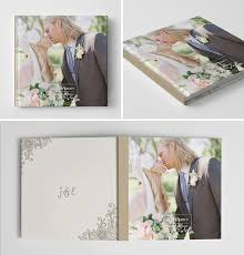 wedding photo album books wedding album book cover template for photographers photoshop