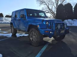 baja jeep cherokee 2015 jeep jk hydro blue matched arb bumpers arb intensity lights