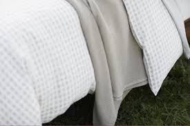 coyuchi birch cotton and linen duvet set u0026 reviews wayfair