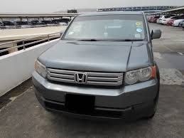 honda crossroad 2007 used car for sale via auction quotz