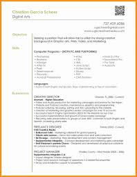 sle resume objective graphic design resume objective fresh resume sle layout 28 images 3
