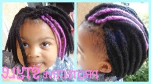 natural hair braids for kids hairstyle picture magz