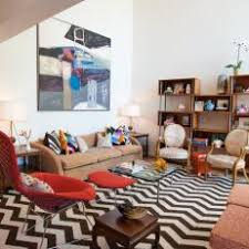 Black And White Zig Zag Rug Photos Hgtv