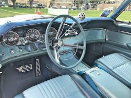 1961 Thunderbird Interior 1963 Ford Thunderbird