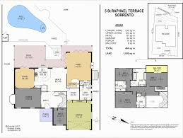 Sorrento Floor Plan 5 St Raphael Terrace Sorrento Qld 4217 For Sale