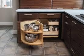 Spice Rack Countertop Modern Corner Kitchen Cabinets Utensil Holder Black Island Cherry