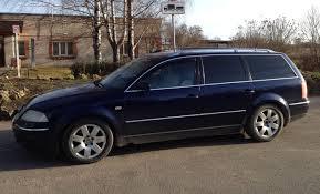 volkswagen passat b5 5 v6 2 5tdi 2003 youtube